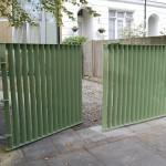 Trafalgar Gates